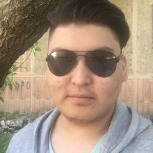 Abdel looking someone in Kazakhstan #8