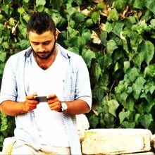 Ali looking someone in Syrian Arab Republic #5