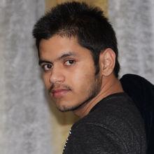 Sameer looking someone in Kazakhstan #5