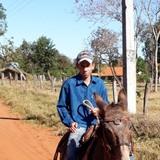 Carlos looking someone in Ribas do Rio Pardo, Estado de Mato Grosso do Sul, Brazil #7